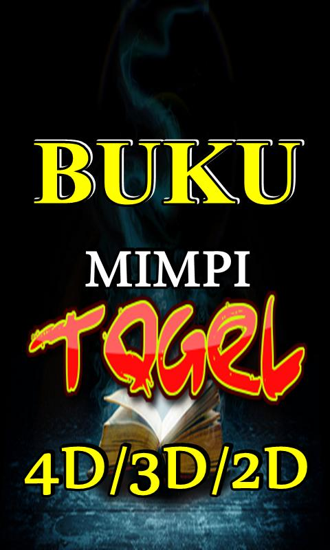 BUKU MIMPI 4D/3D/2D TERLENGKAP for Android - APK Download