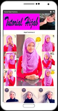 Tutorial Hijab Lengkap, Pashmina, Remaja & Modern screenshot 12