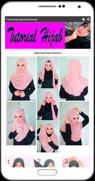 Tutorial Hijab Lengkap, Pashmina, Remaja & Modern screenshot 1