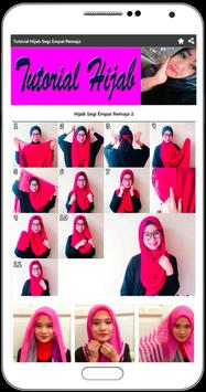 Tutorial Hijab Lengkap, Pashmina, Remaja & Modern screenshot 8