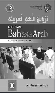 Bahasa Arab Kelas 10 Kurikulum 2013 poster