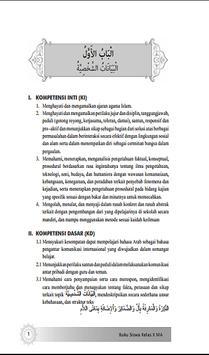 Bahasa Arab Kelas 10 Kurikulum 2013 screenshot 2