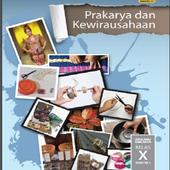 Buku Prakarya Kelas 10 Kurikulum 2013 icon