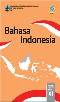 Bahasa Indonesia Kelas 11 Kurikulum 2013 poster