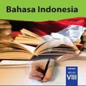 Bahasa Indonesia Kelas 8 Kurikulum 2013 icon