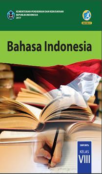 Bahasa Indonesia Kelas 8 Kurikulum 2013 poster