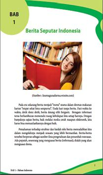 Bahasa Indonesia Kelas 8 Kurikulum 2013 screenshot 2