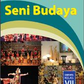 Buku Seni Budaya Kelas 7 Kurikulum 2013 icon