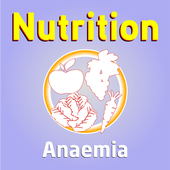 Nutrition Anaemia icon