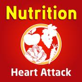 Nutrition Heart Attack icon