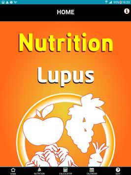 Nutrition Lupus apk screenshot