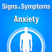 Signs & Symptoms Anxiety icon
