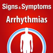 Signs & Symptoms Arrhythmia icon