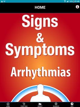 Signs & Symptoms Arrhythmia apk screenshot
