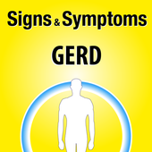 Signs & Symptoms GERD icon