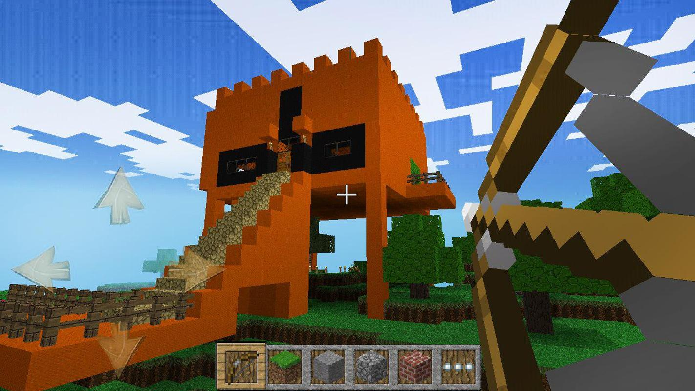 Crafting and building miner exploration for android for Crafting and building 2