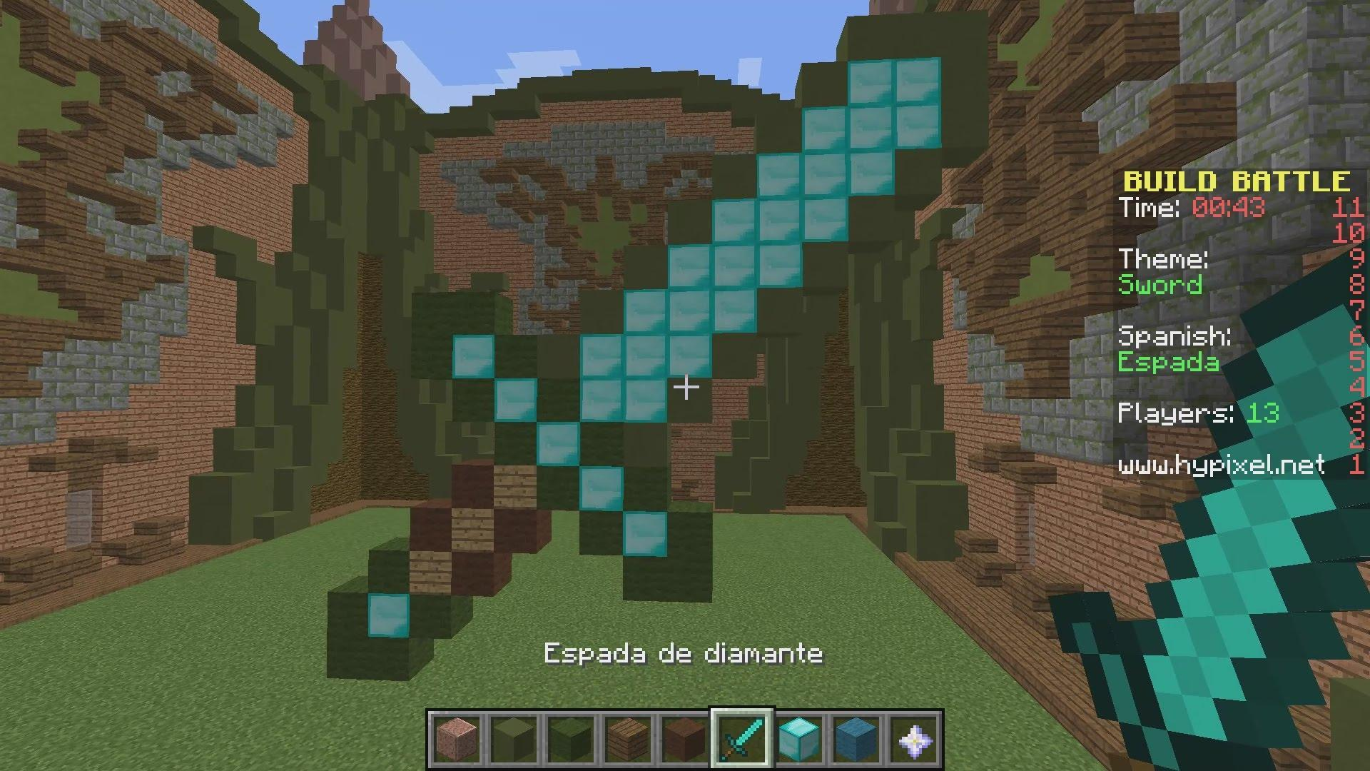 Build Battle Server for Minecraft PE for Android APK Download