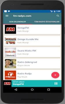 FM-Radyo screenshot 1