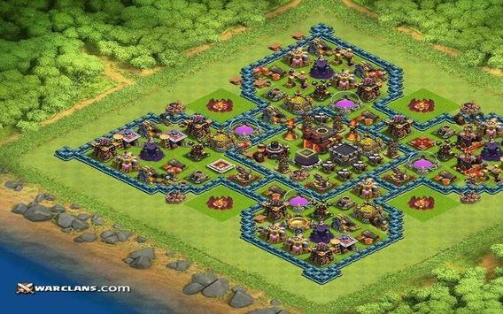 Builder for coc apk screenshot
