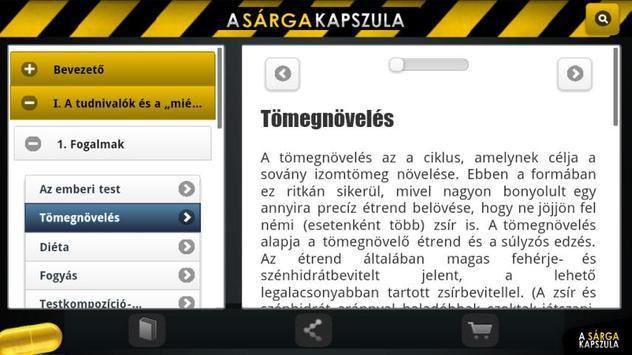Sárga Kapszula poster