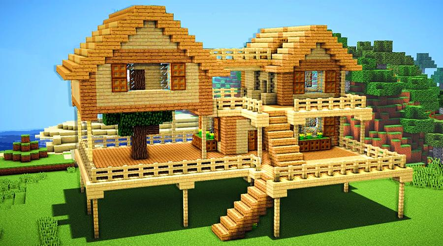 Build craft exploration crafting building for android for Crafting and building 2