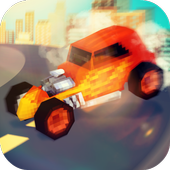 Car Craft: Traffic Race, Exploration & Driving Run icon