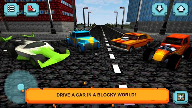 Car Craft: Traffic Race, Exploration & Driving Run poster