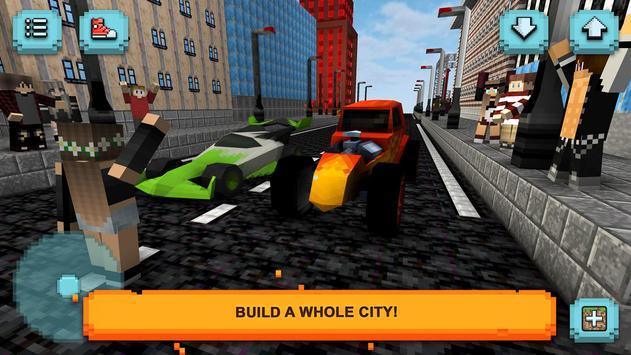 Car Craft: Traffic Race, Exploration & Driving Run apk screenshot