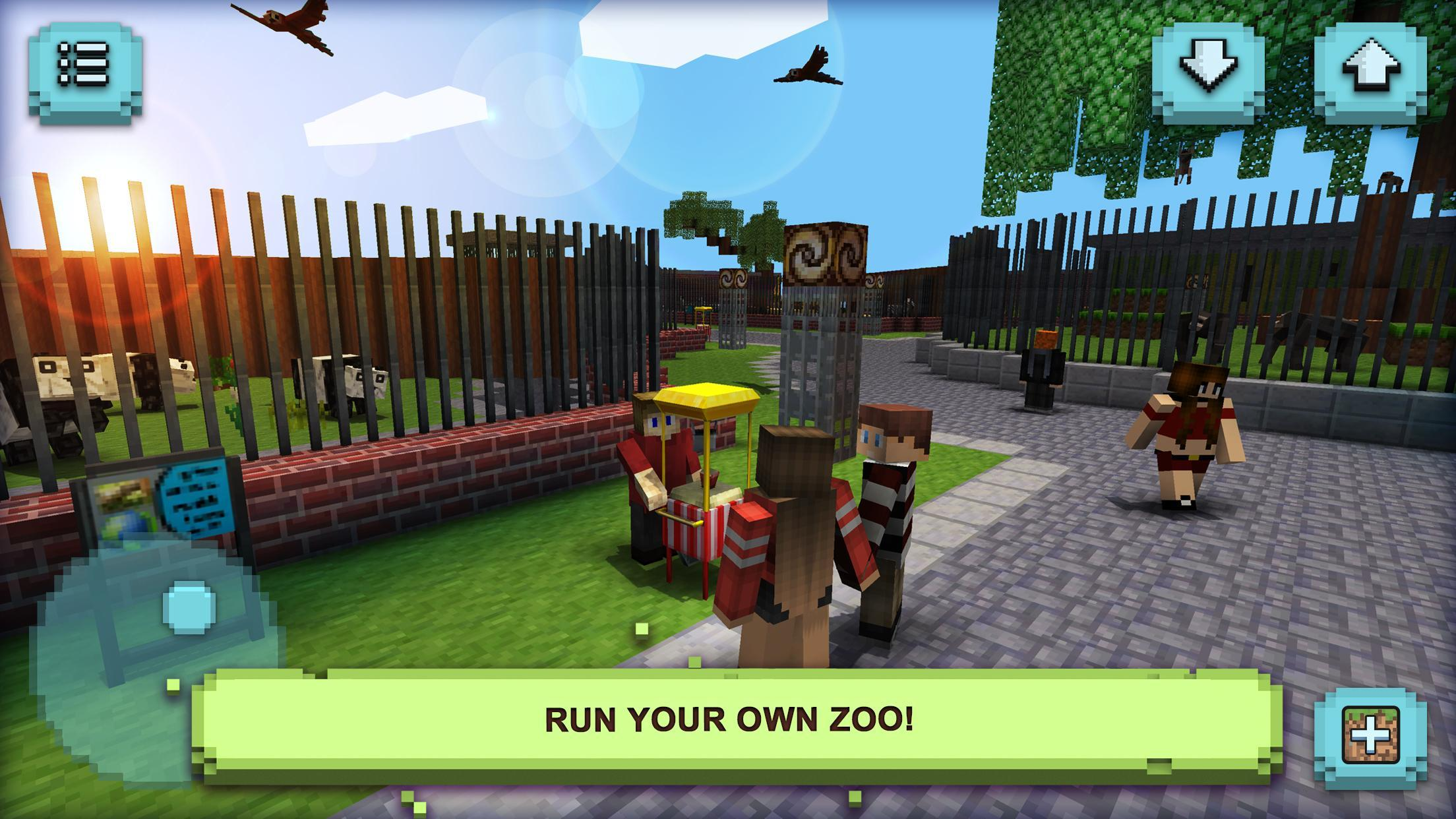 Zoo Tycoon Craft: My Wonder Animals for Android - APK Download