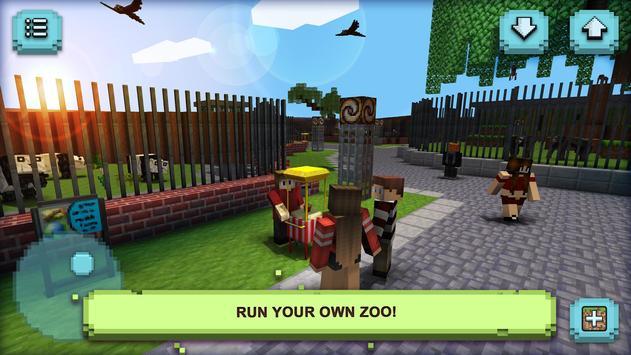 Zoo Tycoon Craft: My Wonder Animals poster