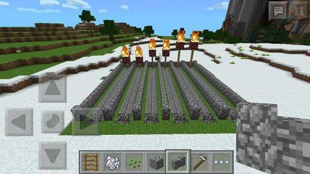 PE Building Minecraft screenshot 1