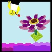 Brick Flower icon