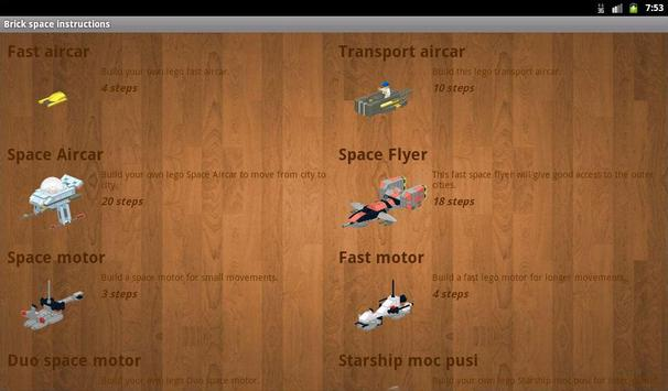 Brick space instructions for Android - APK Download