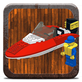Boats in Bricks icon