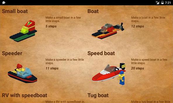 Boats in Bricks poster