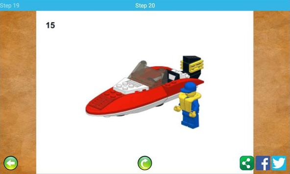 Boats in Bricks apk screenshot