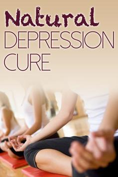 Natural Depression Cure poster