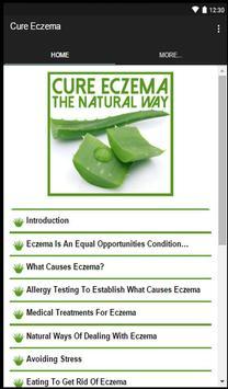 Cure Eczema apk screenshot