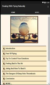 Dealing With Flying Naturally apk screenshot