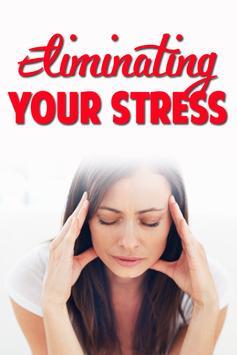 Eliminate Stress poster