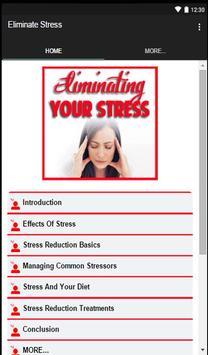 Eliminate Stress apk screenshot