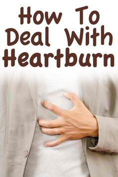 How To Deal With Heartburn poster