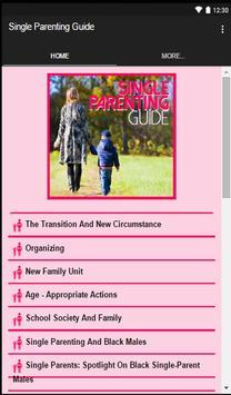 Single Parenting Guide apk screenshot