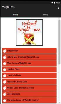 Weight Loss apk screenshot