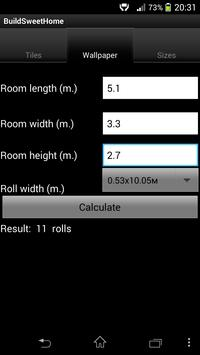 BuildSweetHome screenshot 1