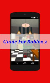 Guide For Roblox 2 poster