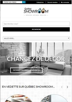 Québec Showroom apk screenshot