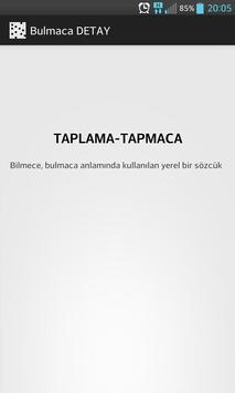 Bulmaca Sözlüğü poster