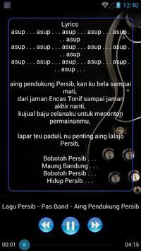 Lagu PERSIB BANDUNG Lengkap screenshot 6