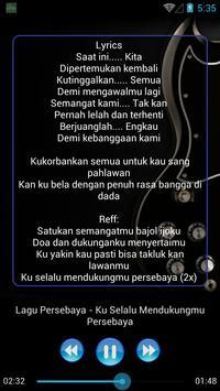Lagu PERSEBAYA Lengkap & Lirik screenshot 4